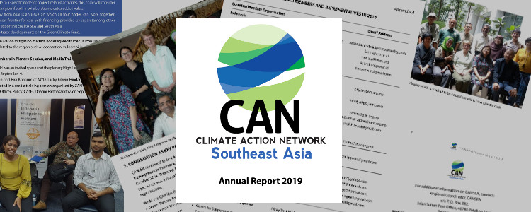 CANSEA Annual Report 2019